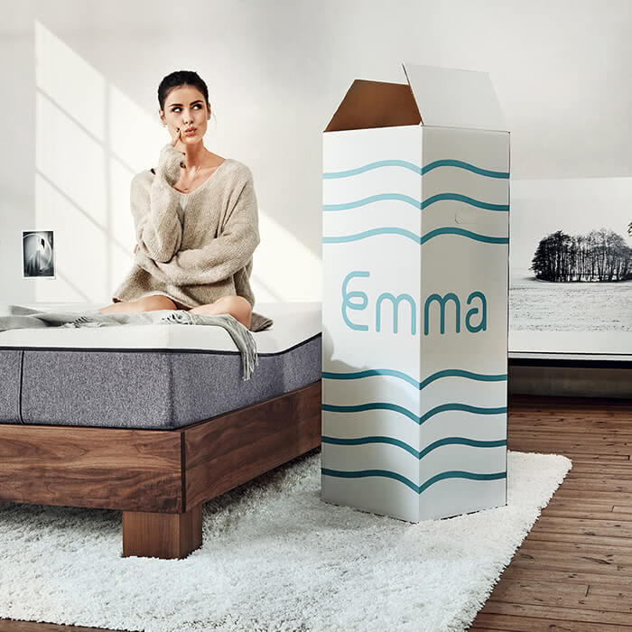 emma matratze online kaufen emma. Black Bedroom Furniture Sets. Home Design Ideas